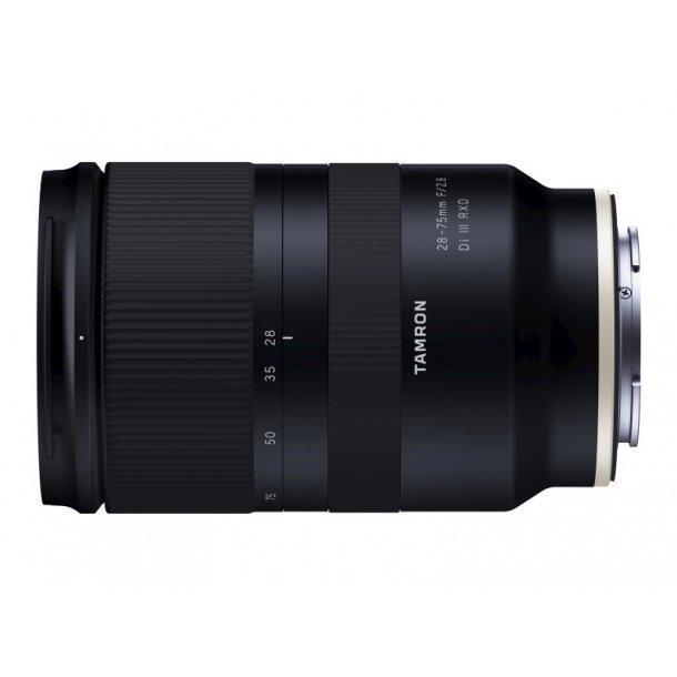 Tamron 28-75MM F/2.8 DI III RXD T/Sony FE