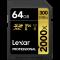 Sony Alpha 7S III Hus + Lexar SDXC 64GB/300MB/s
