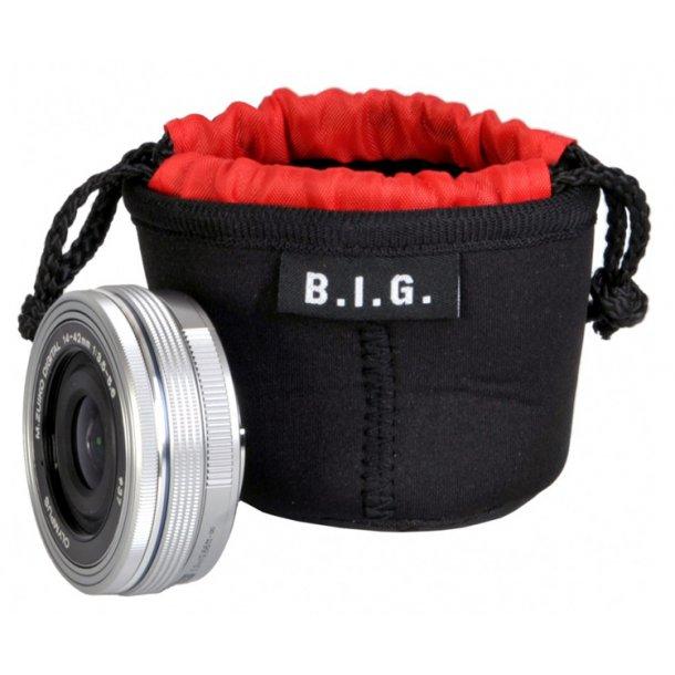 B.I.G. PS5 Lens Case 7x5 cm