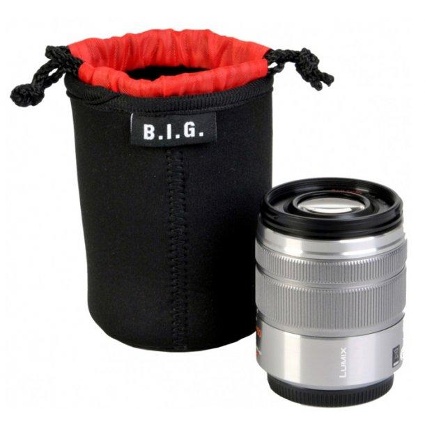 B.I.G. PS7 Lens Case 7x7 cm