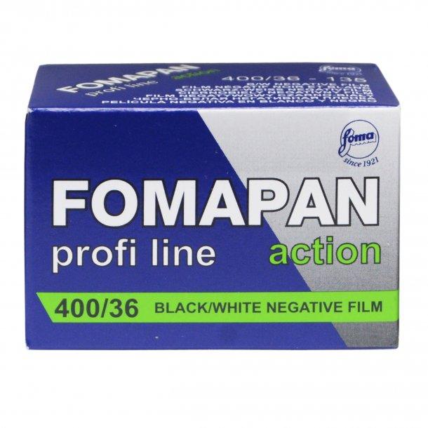 FOMA FOMAPAN 400 Action  400 135/36