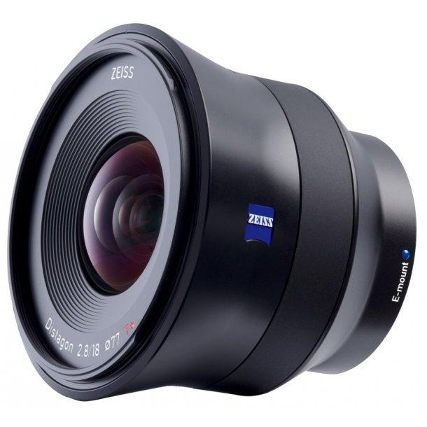 ZEISS Batis 2.8/18 t/Sony E-Mount