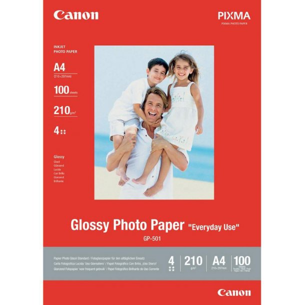Canon GP-501 Glossy 100/A4/210g
