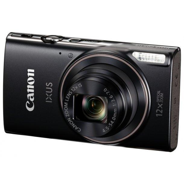 Canon IXUS 285 HS - Sort