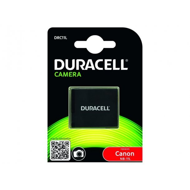 Duracell NB-11L batteri til Canon