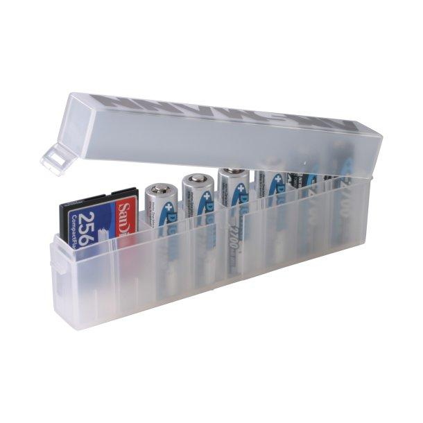 Ansmann Battery Box 8 Plus