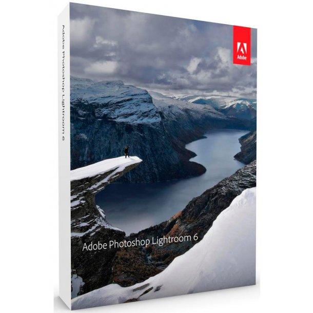Adobe Lightroom 6.0