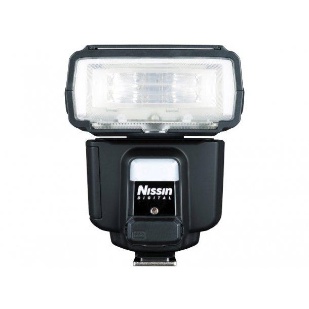Nissin Flash I60 t/Fujifilm