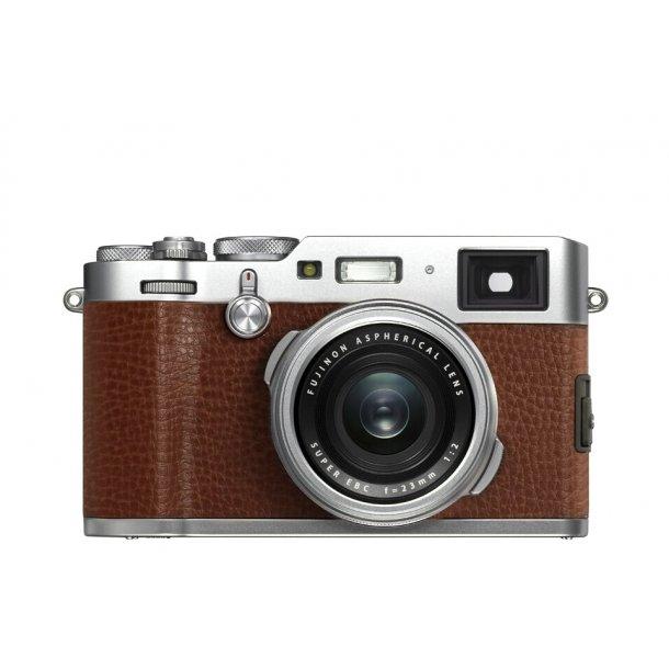 Fujifilm X100F - Brun