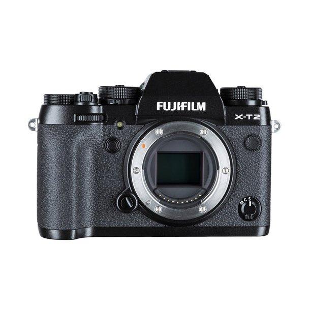 Fujifilm X-T2 Hus - Sort