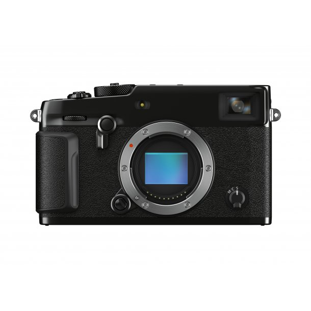 Fujifilm X-Pro3 Hus - Sort - incl. Barton1972 rem (værdi DKK 849,-)