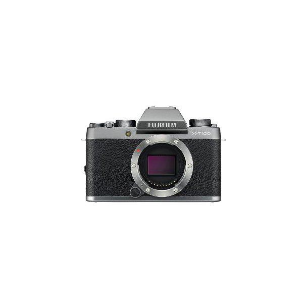 Fujifilm X-T100 Hus - Sølv