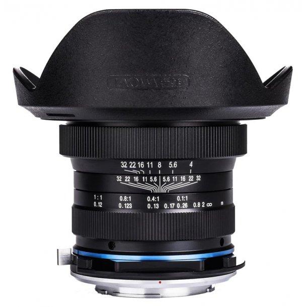 Laowa 15mm f/4 Wide Angle Macro t/Sony FE