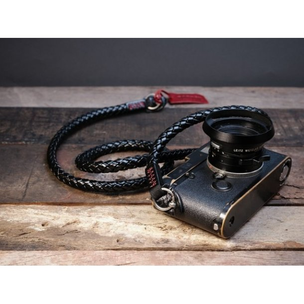 Barton 1972 Whip-Chrome - Black 105cm