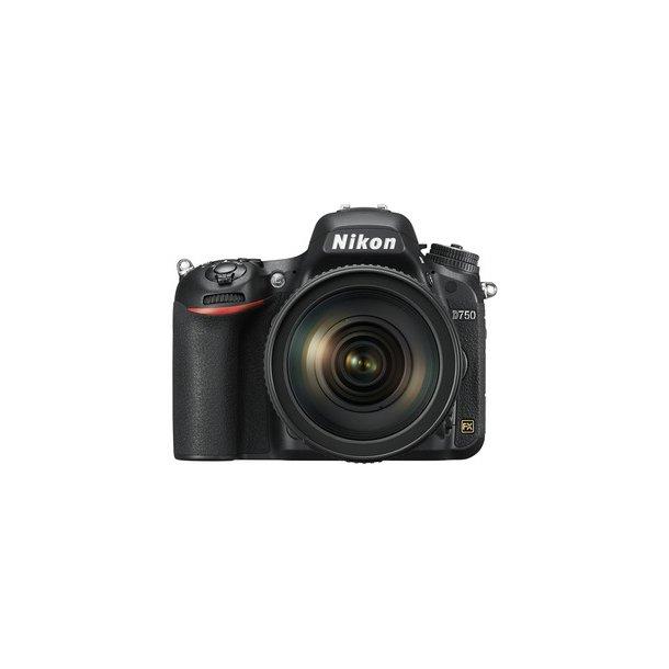 Nikon D750 + AF-S 24-120mm VR