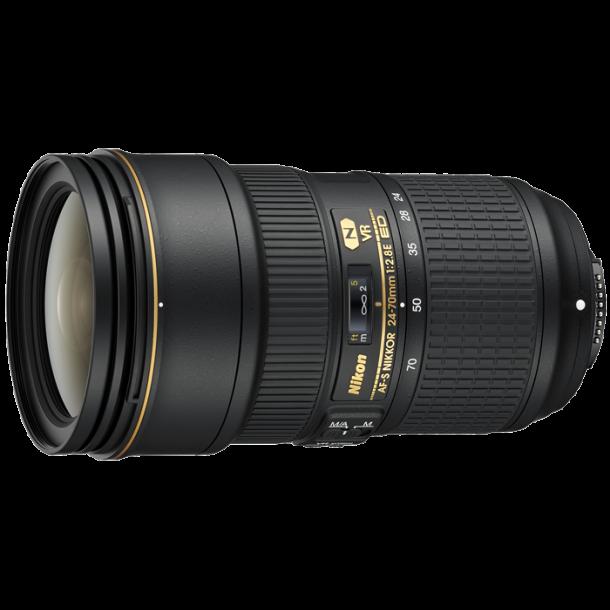 Nikon AF-S NIKKOR 24–70mm f/2.8E ED VR