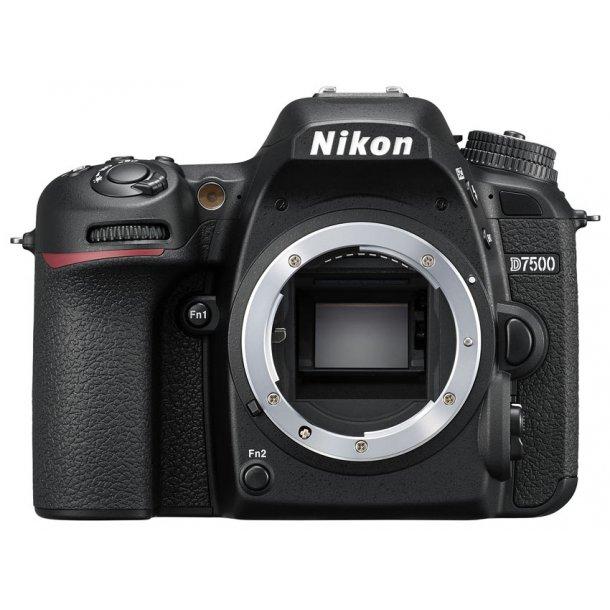 Nikon D7500 Hus
