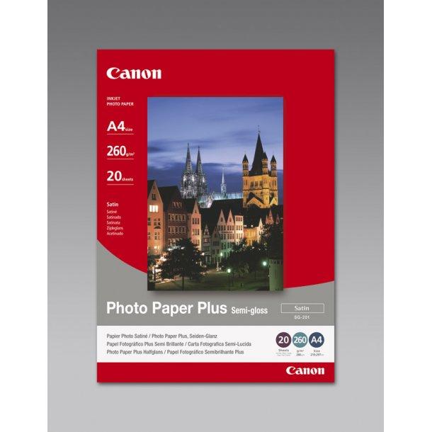Canon SG-201 Satin - 20/A4/260g