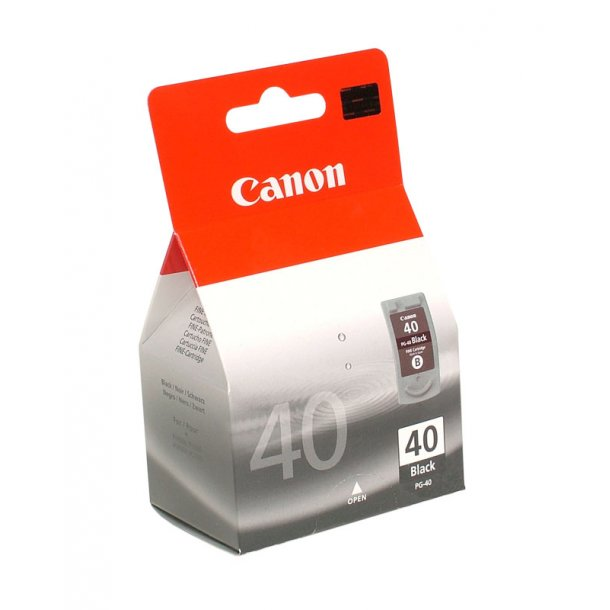 Canon PG-40 Sort