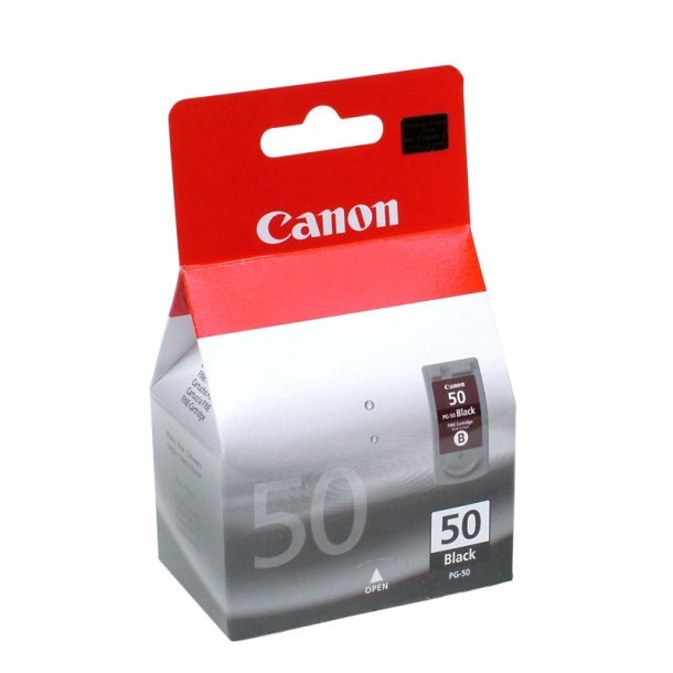 Canon PG-50 Sort