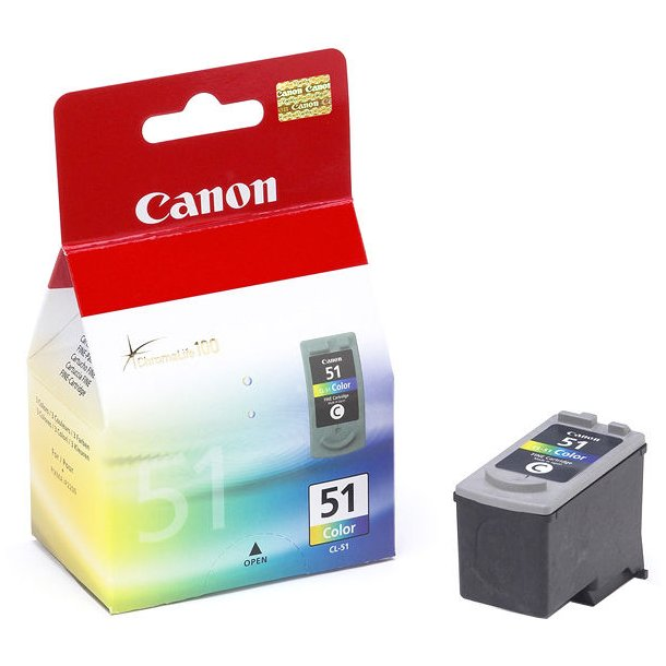 Canon CL-51 Farve