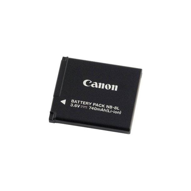 Canon NB-8L Originalt Batteri
