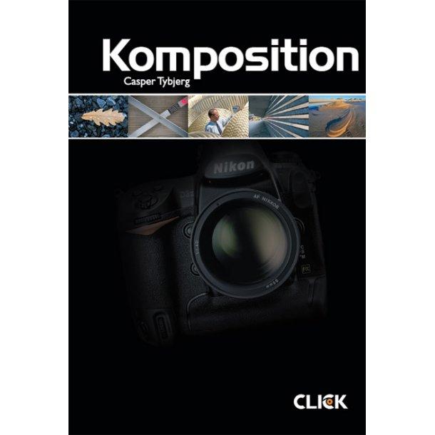 ''Komposition'' bog af Casper Tybjerg - Click
