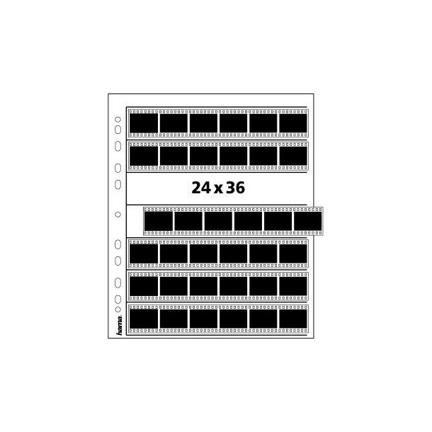 Hama Negativlomme 2251 Mat - 100 Ark