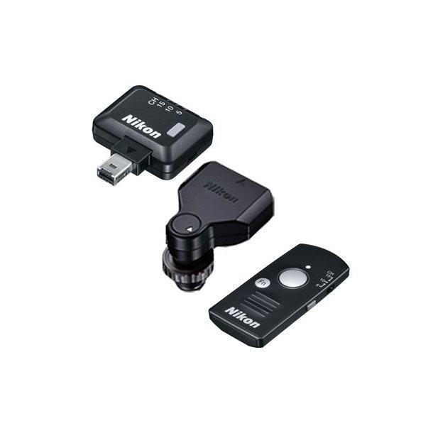 Nikon WR-R10/WR-T10/WR-A10 Wireless Remote Adapter Set