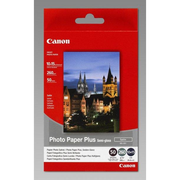 Canon SG-201 Satin - 50/10x15/260g