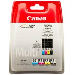 Canon CLI-551 Serien