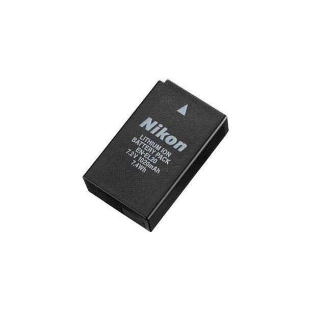 Nikon EN-EL20 Originalt batteri