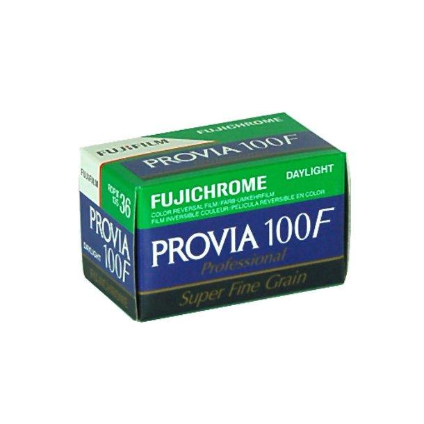 Fujifilm Provia 100F 135/36 - 1 stk.