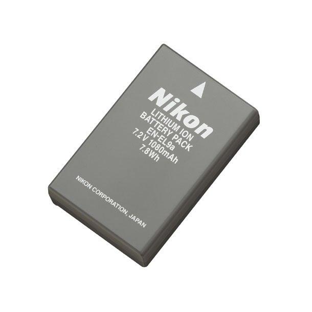 Nikon EN-EL9a Originalt batteri