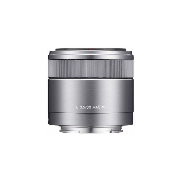 Sony SEL30 mm f/3,5 (SEL-30M35)