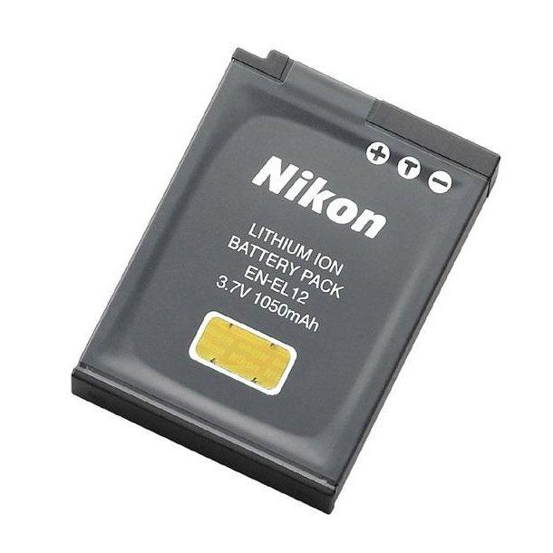 Nikon EN-EL12 Originalt batteri