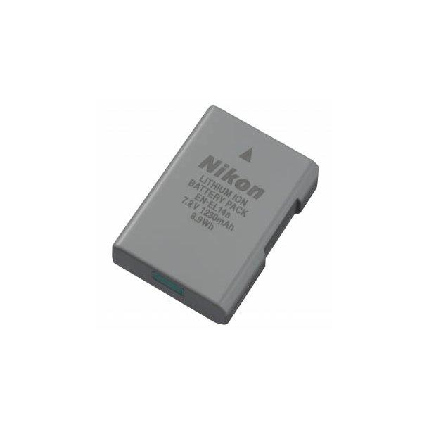 Nikon EN-EL14a Originalt batteri