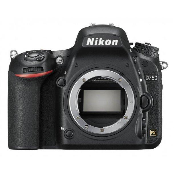 Nikon D750 Hus