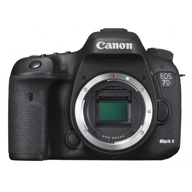 Canon EOS 7D Mark II Hus incl. W-E1 Wi-fi adapter