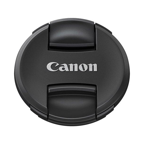 Canon E-55 Objektiv Dæksel 55 mm