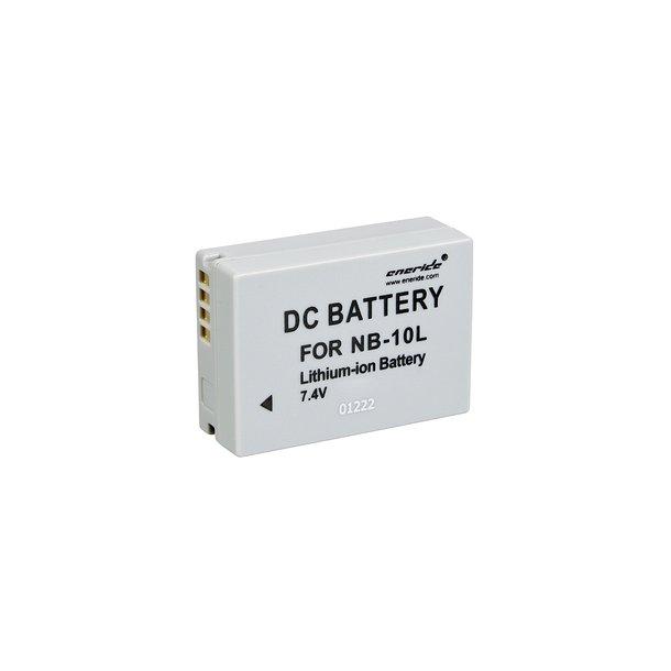 Eneride NB-10L batteri til Canon