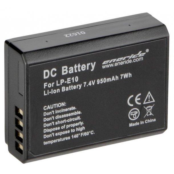 Eneride LP-E10 batteri til Canon