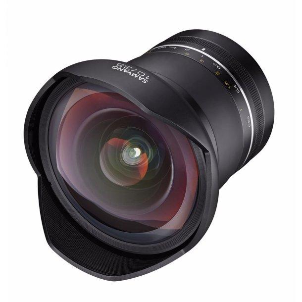 Samyang XP 10MM F3.5 t/Canon