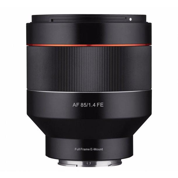 Samyang AF 85mm F1.4 FE t/Sony E-Mount