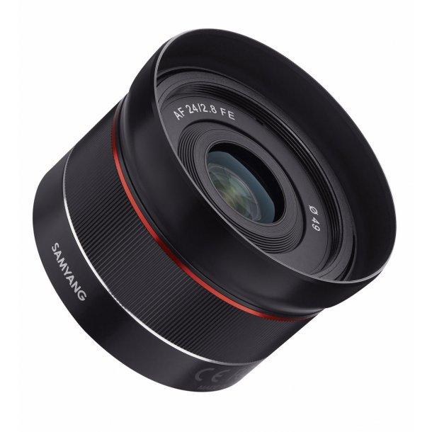 Samyang AF 24mm f/2,8 FE t/Sony E-Mount