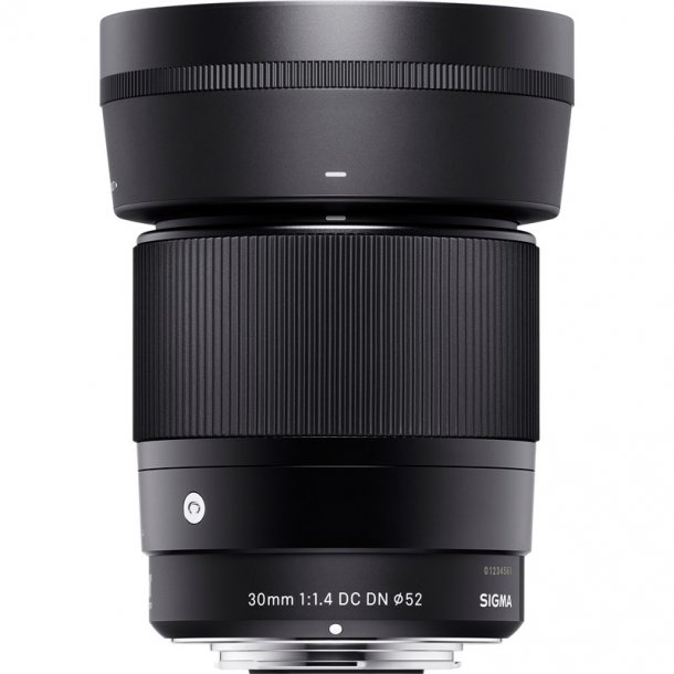 Sigma 30mm F1.4 DC DN | C t/Sony E-Mount