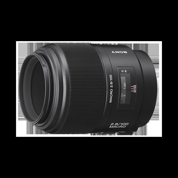 Sony 100 mm F2.8 Macro (SAL-100M28)