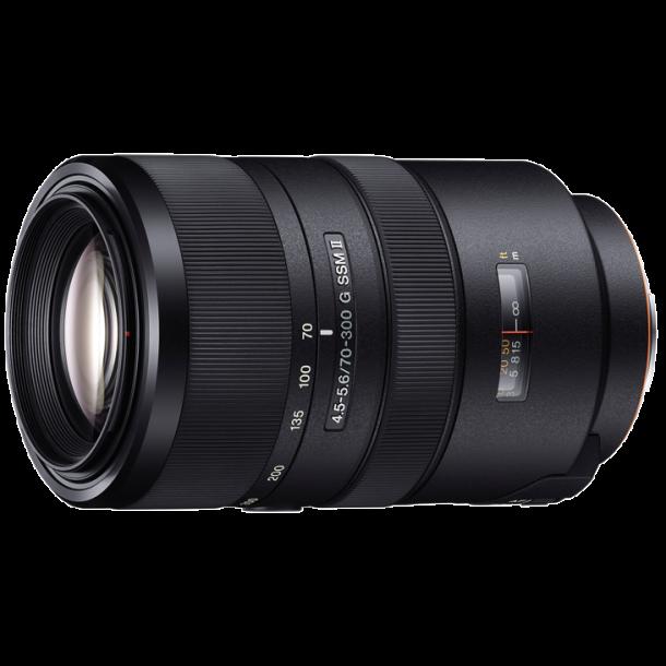 Sony 70–300 mm F4,5–5,6 G SSM II (SAL-70300G2)