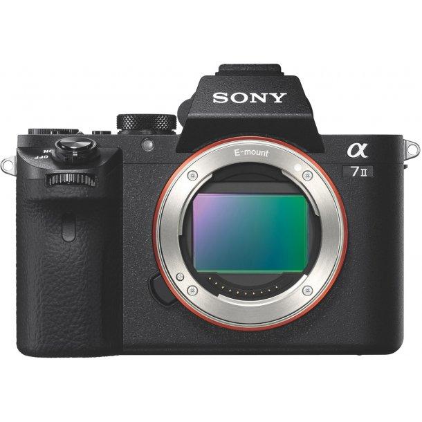 Sony Alpha 7 II Hus