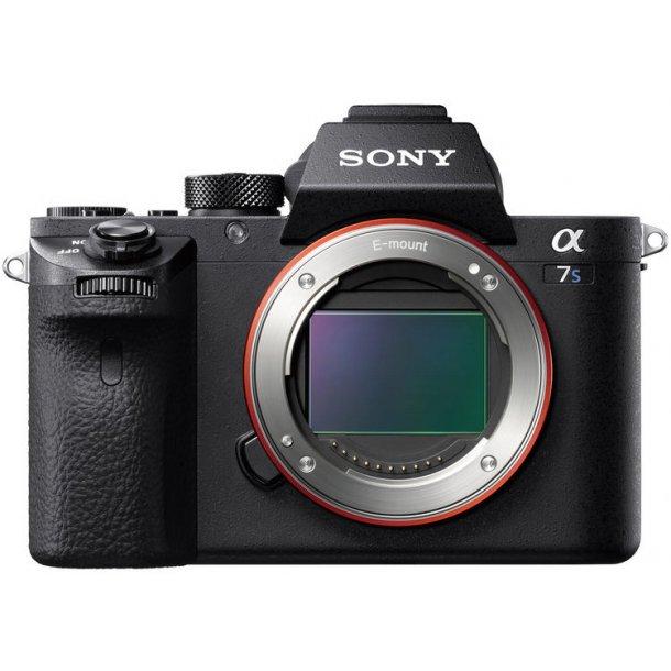 Sony Alpha 7S II Hus
